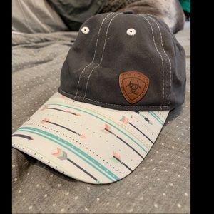 Ariat dad hat
